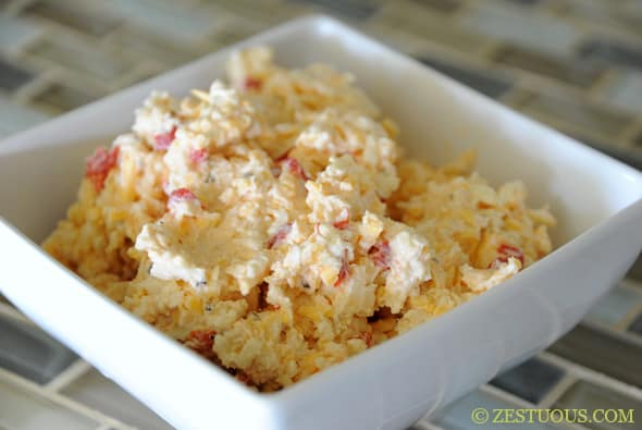 Pimento Cheese | Zestuous