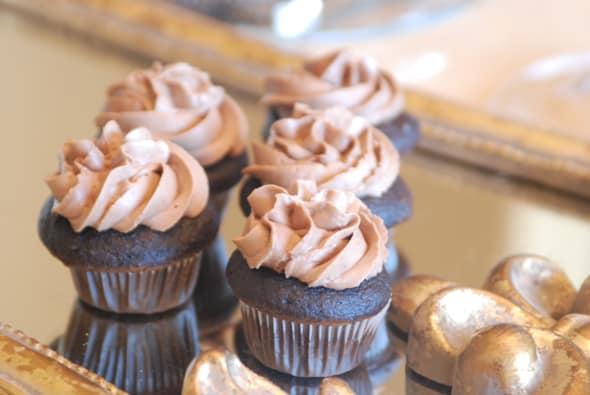 Chocolate Cupcakes from Zestuous