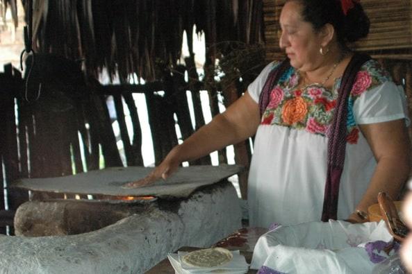 Costa Maya Tortilla