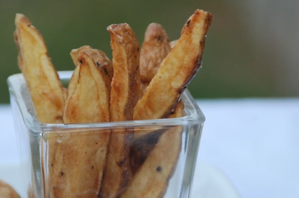 Pommes Frites (French Fries or Chips)