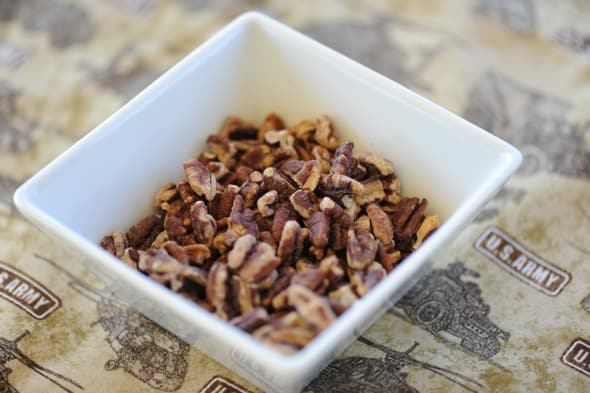 Rocks (Toasted Pecans)