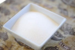 White Sugar
