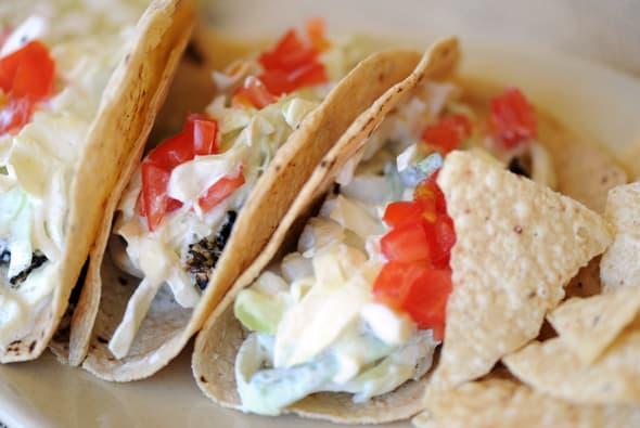 fish taco close