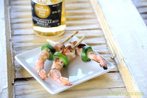 Corona Jalapeno Shrimp