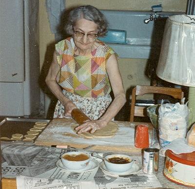 Great Grandma Lill