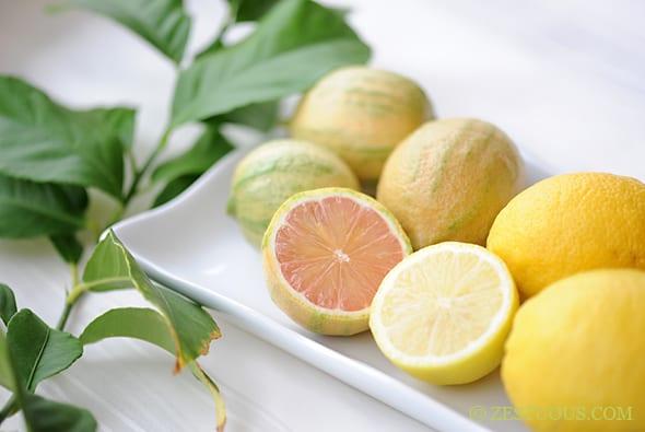 Skinny Pink Lemonade from Zestuous