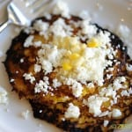 Cachapas (Corn Pancakes)