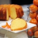 Cuties Cream Cheese Pound Cake