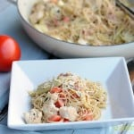 Artichoke Chicken Pasta