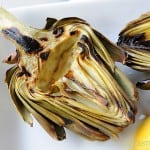 7-6-5 Grilled Artichokes
