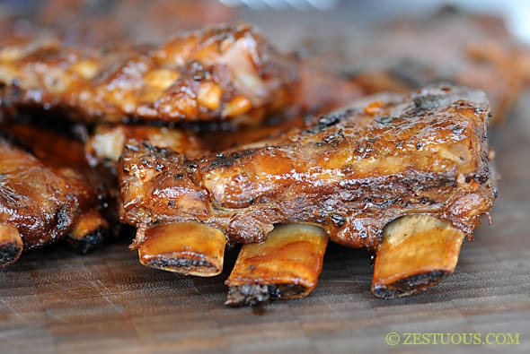 Ribs They'll Love from Zestuous