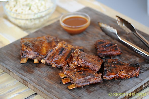 Ribs They'll Love