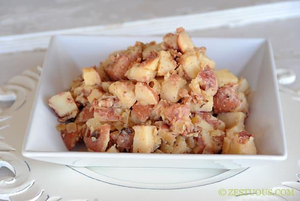 MasterChef Krissi Biasiello's German Potato Salad