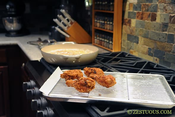 Fried Chicken from Zestuous