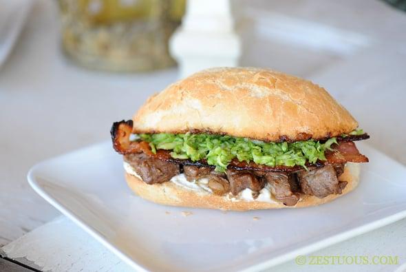 WFC #FoodChamp Challenge ~ Sandwich