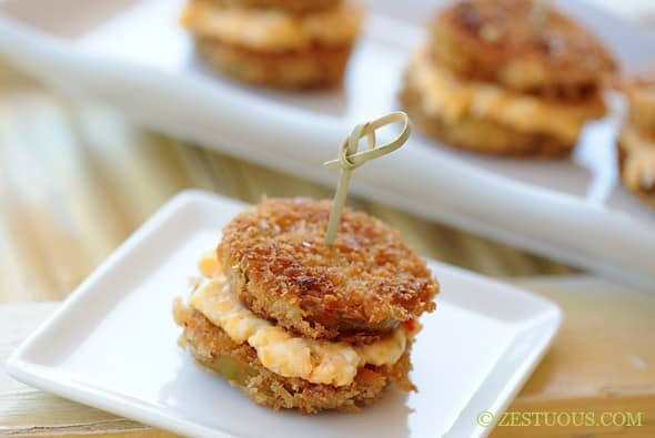 Bacon And Fried Green Tomato Pimento Grilled Cheese Recipes ...