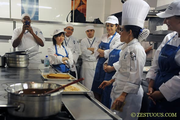 Le Cordon Bleu Workshop with Zestuous