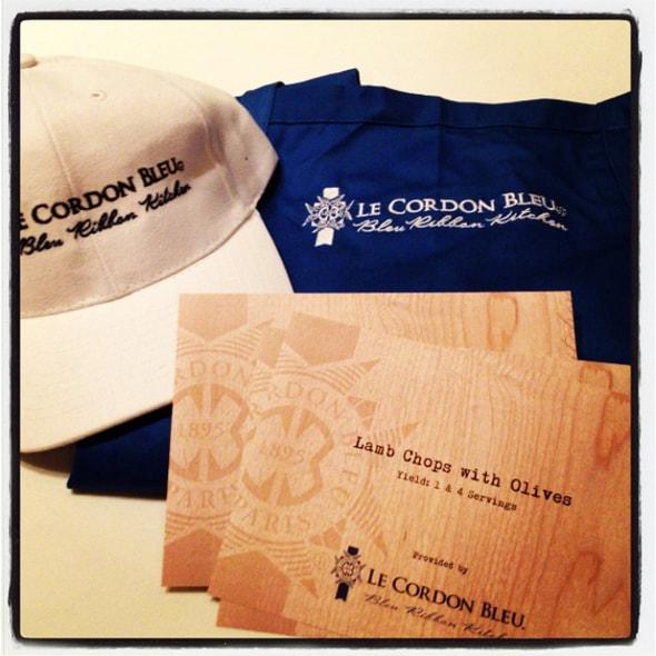 Le Cordon Bleu Workshop with Zestuous