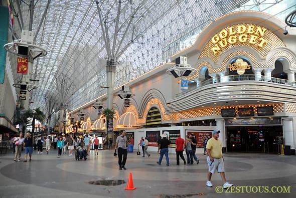The Golden Nugget Hotel Las Vegas