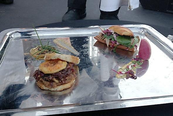 2012 WFC Winning Dish