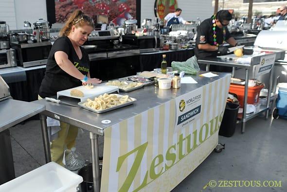 Truffled Fonteenies from Zestuous