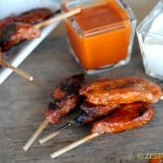 Buffalo Pig Wings from Zestuous