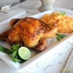 Thai Roasted Chicken from Zestuous