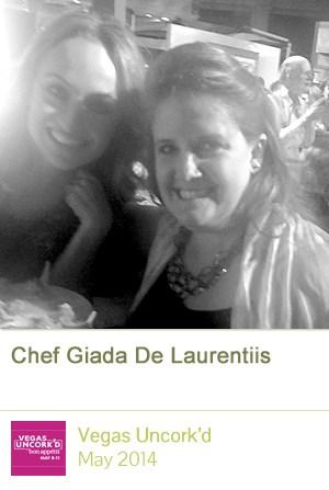 Zestuous Meets Chef Giada De Laurentiis