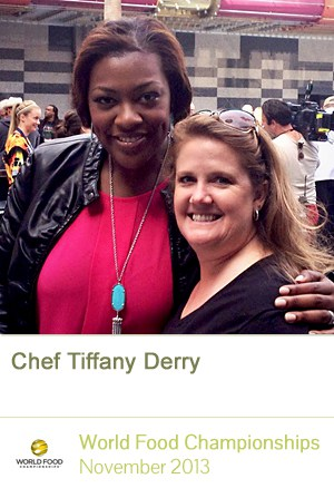 Zestuous Meets Chef Tiffany Derry