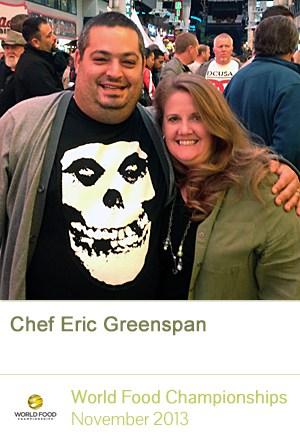 Zestuous Meets Chef Eric Greenspan