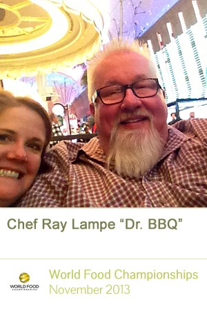 Zestuous Meets Chef Ray Lampe