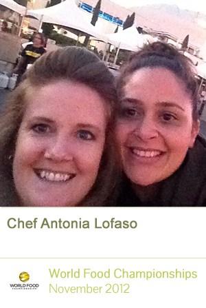 Zestuous Meets Chef Antonia Lofaso