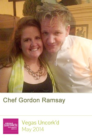 Zestuous Meets Chef Gordon Ramsay