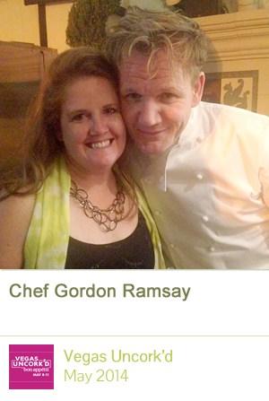 Zestuous Meets Chef Gordon Ramsay