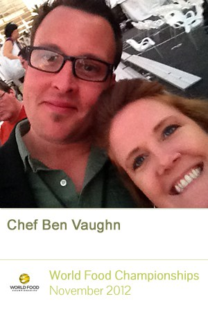 Zestuous Meets Chef Ben Vaughn