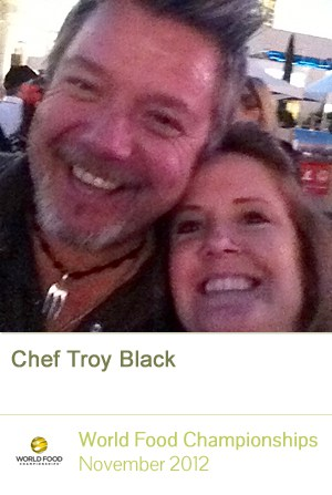 Zestuous Meets Chef Troy Black