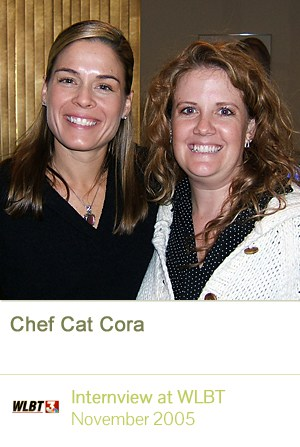 Zestuous Meets Chef Cat Cora