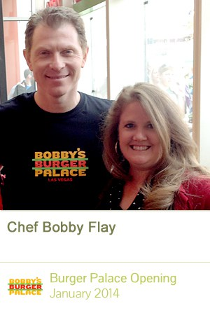 Zestuous Meets Chef Bobby Flay