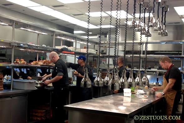 Guy Fieri's Vegas Kitchen & Bar Review from Zestuous
