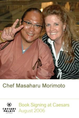 Zestuous Meets Chef Masaharu Morimoto