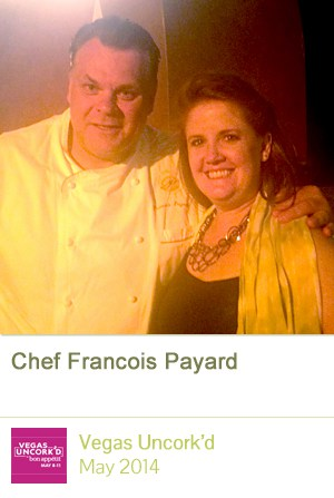 Zestuous Meets Chef Francois Payard