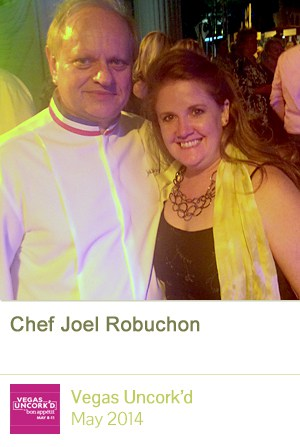 Zestuous Meets Chef Joel Robuchon