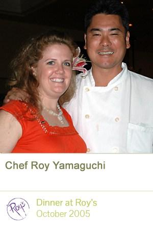 Zestuous Meets Chef Roy Yamaguchi