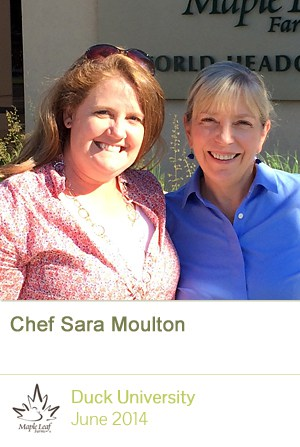 Zestuous Meets Chef Sara Moulton