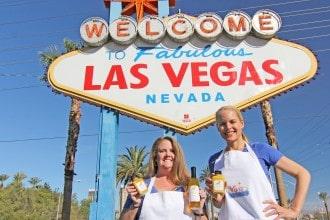 Saucy Mama - Las Vegas Sign