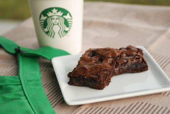 Double Espresso Brownies