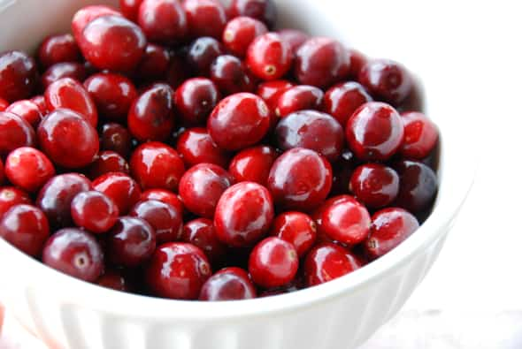 Cranberry Sauce from Zestuous