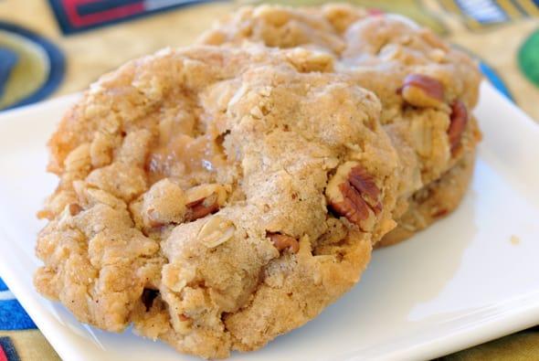 Soldier Cookies from Zestuous