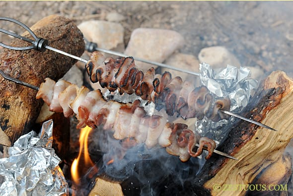 Campfire Bacon | Incredible Campfire Recipes You'll Want To Cook Every Day